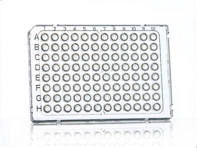 FrameStar® 96 Well Semi-Skirted PCR Plate, ABI® FastPlate Style